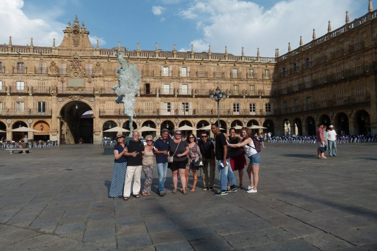 Spanish immersion Salamanca
