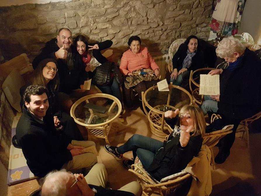 meeting pueblo español